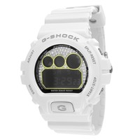 Casio G-shock DW-6900NB-7DR Origin White Metallic Watch