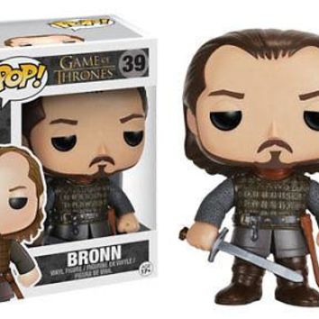 Funko Pop TV: Game of Thrones - Bronn Vinyl Figure