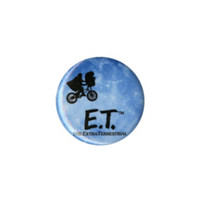E.T. The Extra-Terrestrial Moon Pin