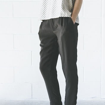 Objects Without Meaning - Trouser Pant in Black