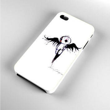 emo angel Art iPhone 4s Case