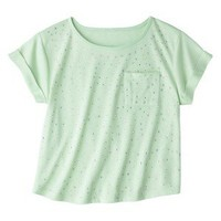 D-Signed Girls'  Slouchy Tee