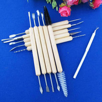 11 WAX CARVING CARVERS POLYMER CLAY SCULPTING TOOLS #ZS2