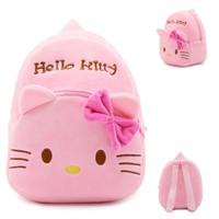 New Hello kitty Plush Small Backpack bag yey-7228-1