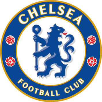 Chelsea Team Crest Iron on Screen Print fabric Machine Washable patch The Blues | eBay