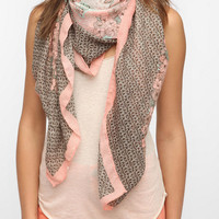 Urban Outfitters - Kimchi Blue Ditsy Floral Square Scarf