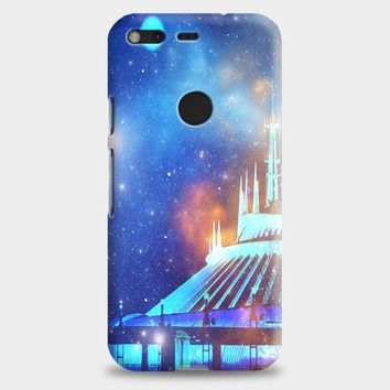 Space Mountain Walt Disney Google Pixel XL Case