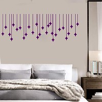 Vinyl Wall Decal Stars Decoration Bedrooms Room Art Stickers Unique Gift (ig3774)