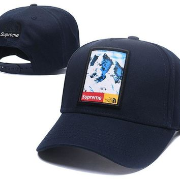 SUPREME The North Face Baseball Cap Hat