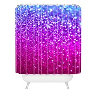 Lisa Argyropoulos New Galaxy Shower Curtain