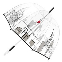 Felix Rey Cityscape Bubble Umbrella | SHOPBOP