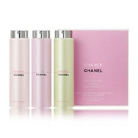 CHANEL CHANEL CHANCE TWIST AND SPRAY TRAVEL TRIO