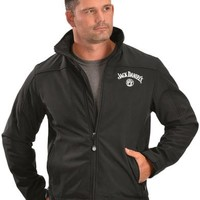 Jack Daniel's Men's Full-Zip Softshell Jacket