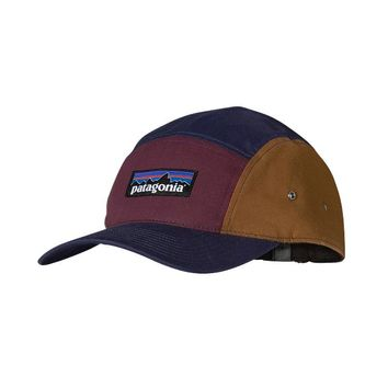 Patagonia Welding Cap | Fitz Roy P-Label: Dark Currant