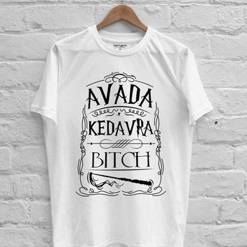 harry Potter Avada Kedavra T-shirt Men, Women, Youth and Toddler
