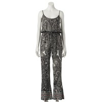 Woven Jumpsuit from S.o. R.a.d. Collection by Awesomeness TV - Juniors, Size: