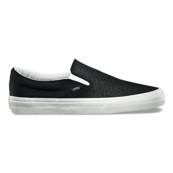Snake Classic Slip-On Shoes | Vans | Official Store