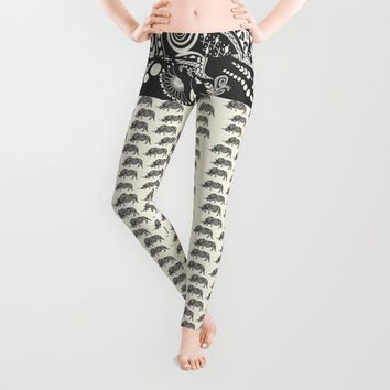 Rhino Leggings by Famenxt