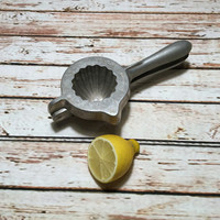 Handheld Juice Presser . Lemon Juicer . Lime Press . Lemon Squeezer . Vintage Industrial Collectible  . Westmark Limona Juicer .