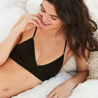 Out From Under Quin Mesh Longline Bra
