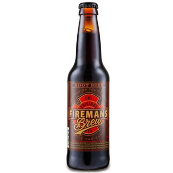 Firemans Brew Root Beer