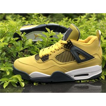 Air Jordan 4 Retro Ls 314254 702 Basketball Shoe | Best Deal Online