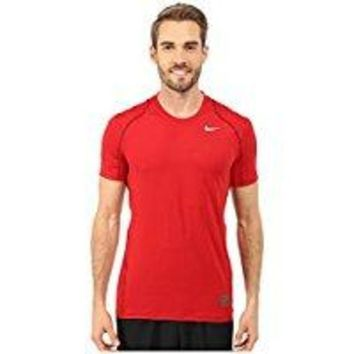 CREYON NIKE Men's Pro Fitted Short Sleeve Shirt