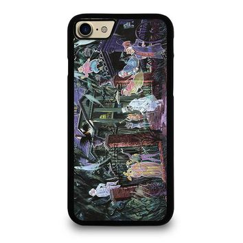 DISNEY HAUNTED MANSION iPhone 4/4S 5/5S/SE 5C 6/6S 7 8 Plus X Case
