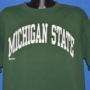 Michigan State University Spartans College t-shirt Extra Large