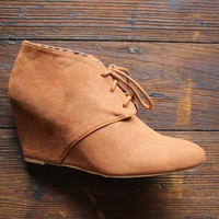 The Woodworth Ankle Booties