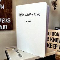 Little White Lies Journal