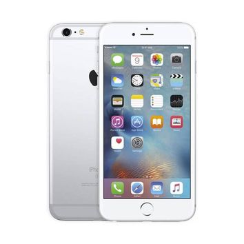 Refurbished iPhone 6s Plus Silver GSM UNLOCKED 64GB