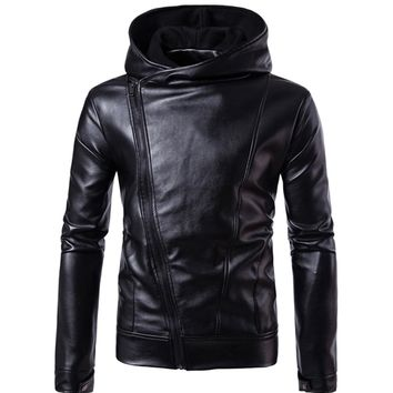 Branded Winter Leather Jackets for Men