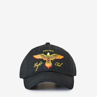 Flight Club Eagle Cap in Black