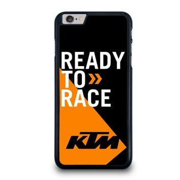 KTM READY TO RACE iPhone 6 / 6S Plus Case Cover