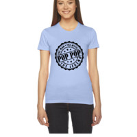 Pop Pop - The Man The Myth The Legend - Women's Tee