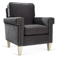 Travis Chair, Gray