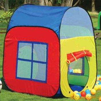 Children's ocean ball toy play house tent very practical and easy to carry tent