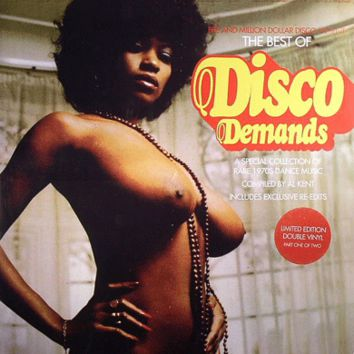 Al Kent: The Best Of Disco Demands Compiled Pt. 1 2LP