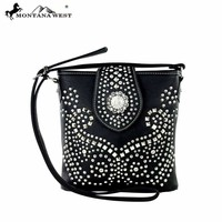 MW353-8287 Montana West Bling Bling Collection Crossbody Bag