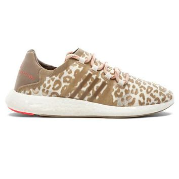 adidas by Stella McCartney Pure Boost Running Shoes in Beige
