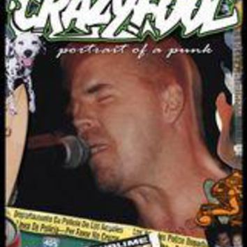 Sublime Brad Nowell Crazy Fool - Blacklight Velvet Poster