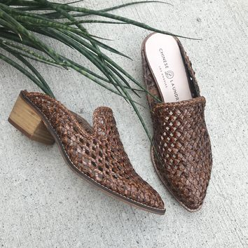 Chinese Laundry Miller Woven Mule