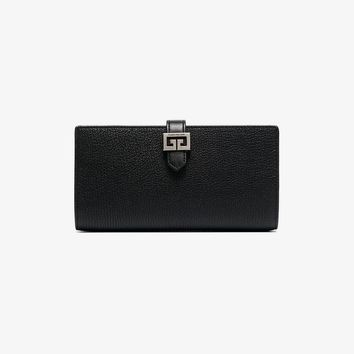 Black GV3 large wallet