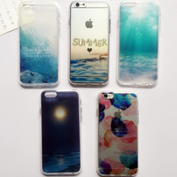 Summer Case Cover for iPhone 6 6s Plus Gift 229