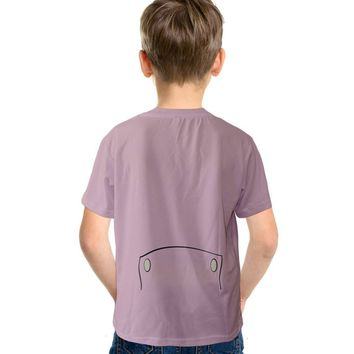 Kid's Michael Darling Peter Pan Inspired Disneybound Shirt