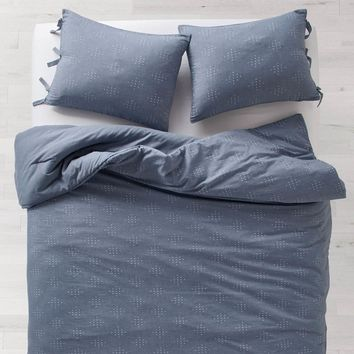 Dakota Diamond Comforter and Sham Set
