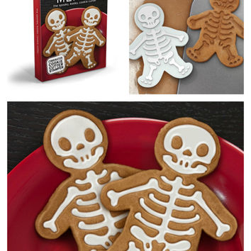 GINGERDEAD MEN Cookie Cutter Stamper