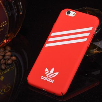 Adidas Fashion Print iPhone Phone Cover Case For iphone 6 6s 6plus 6s plus 7 7plus 8 8plus iphoneX-4