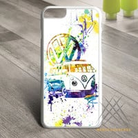 Volkswagen Kombi   Splash Custom case for iPhone, iPod and iPad